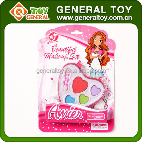 Girl Plastic Makeup Kit Toy