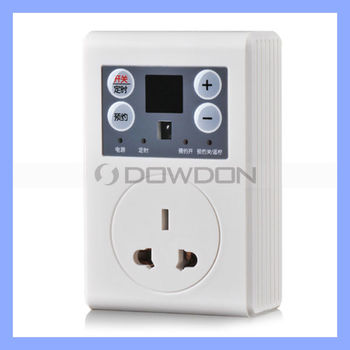 New LCD Digital Power Timer Price Timer Switch with Best Quality