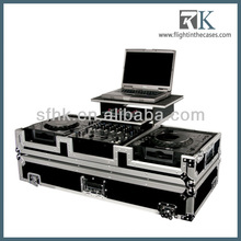 battle style turntable dj coffins, turntable coffin dj flight cases in RK