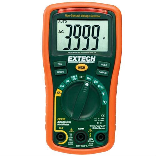 Extech EX330-NIST, Multimeter With Nist, Ex330
