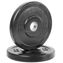 China Most Competitive Priced Custom Crossfit 100% Virgin Black Rubber Bumper Plate