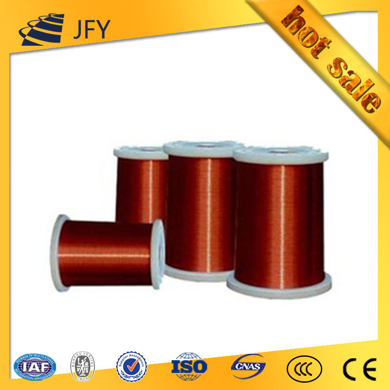Ultra-Thin Insulated Copper Wire Enamel Coated Thin Copper Wire