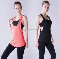 Sportswear Women Gym Vest/yoga tops