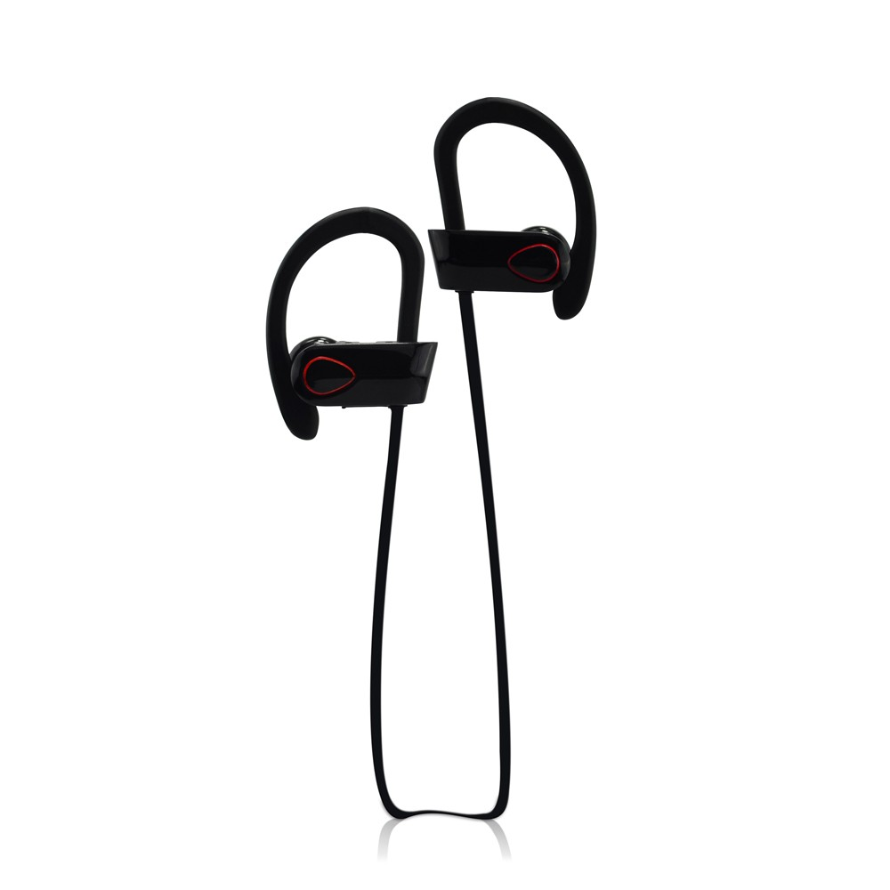 2018 hot sale RU9 waterproof wireless bluetooth headphones, Rambo music IPX7 waterproof wireless headset in-ear style