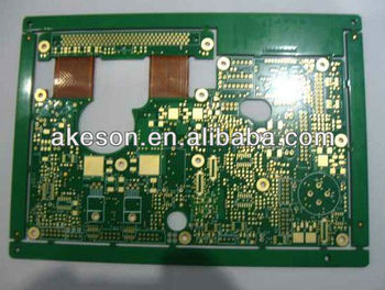 Green Oil Print Circuit Board PCB