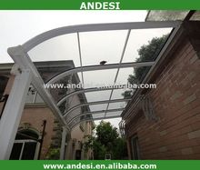skylight roof garden shed outdoor awning