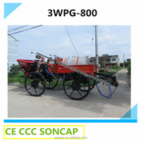 big tractor agricultural self-prepelled boom sprayer(3WPG-800)