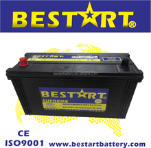 12V 100Ah automotive battery auto MF car battery Maintenance free 95E41R