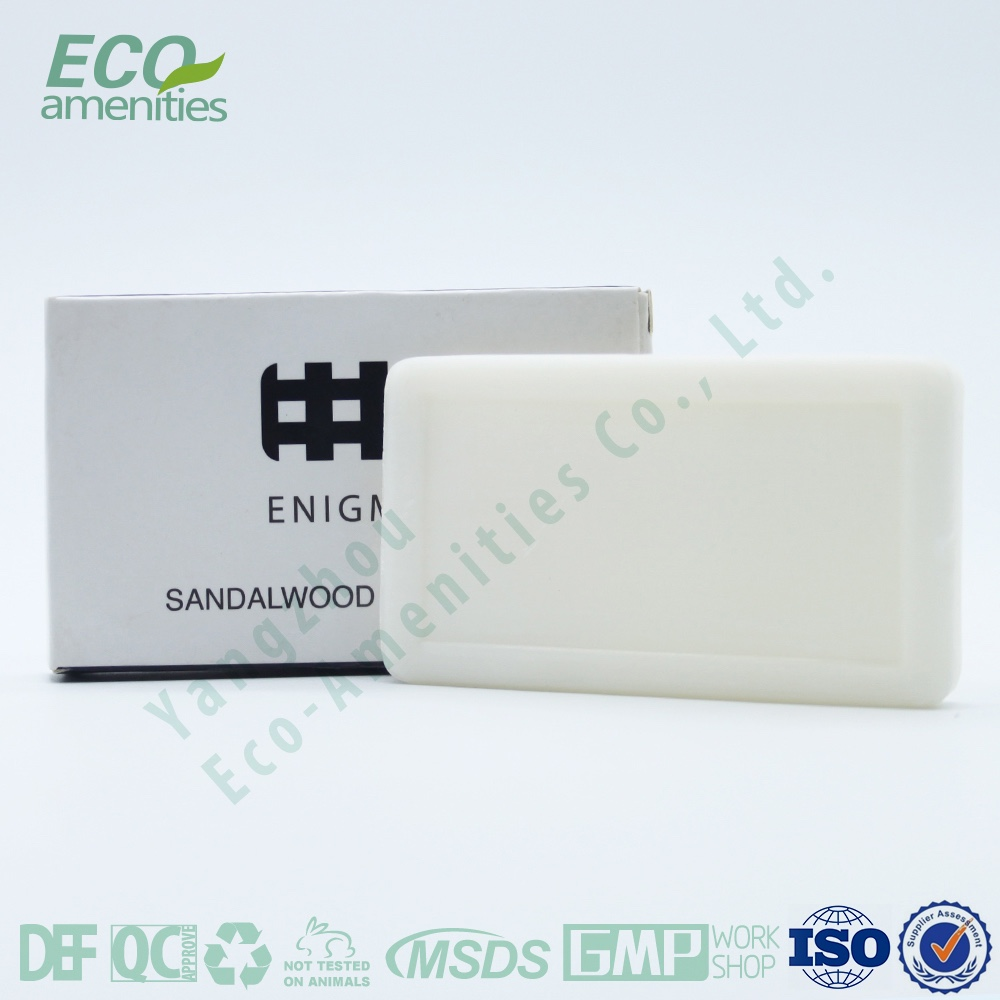 Disposable hotel Brand names Toilet Soap