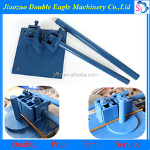 Multifunction manual drive Steel Bar Bender/hand rebar bending machine for Construction Site