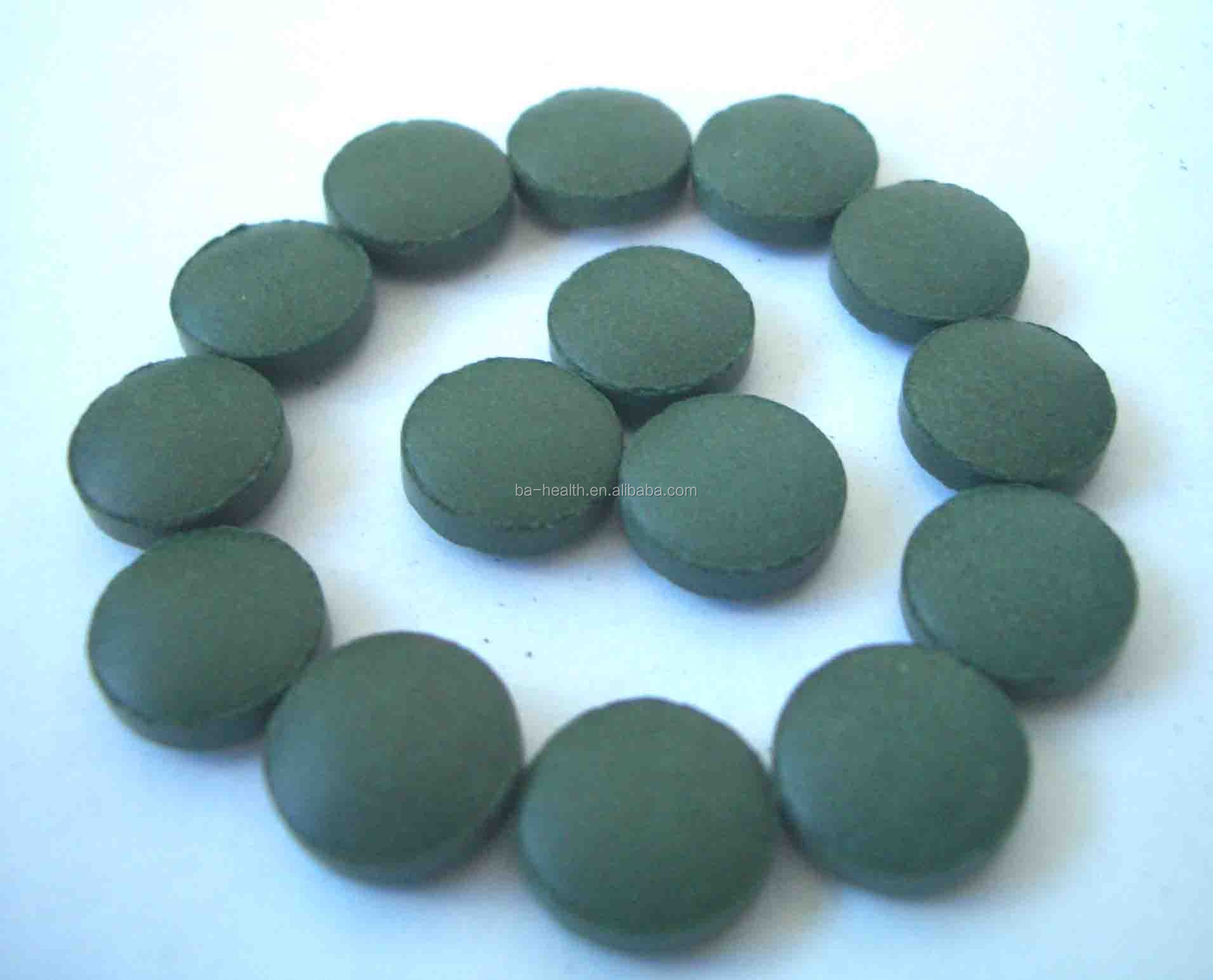 all natural dietary supplement wholesale slimming Spirulina tablet