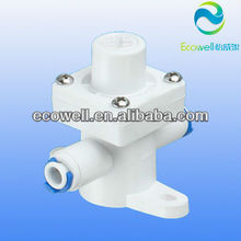 water pressure reduction valve with quick fitting