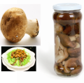 marinated mixed shiitak mushroom whole in glass jars canned oyster cheap canned food