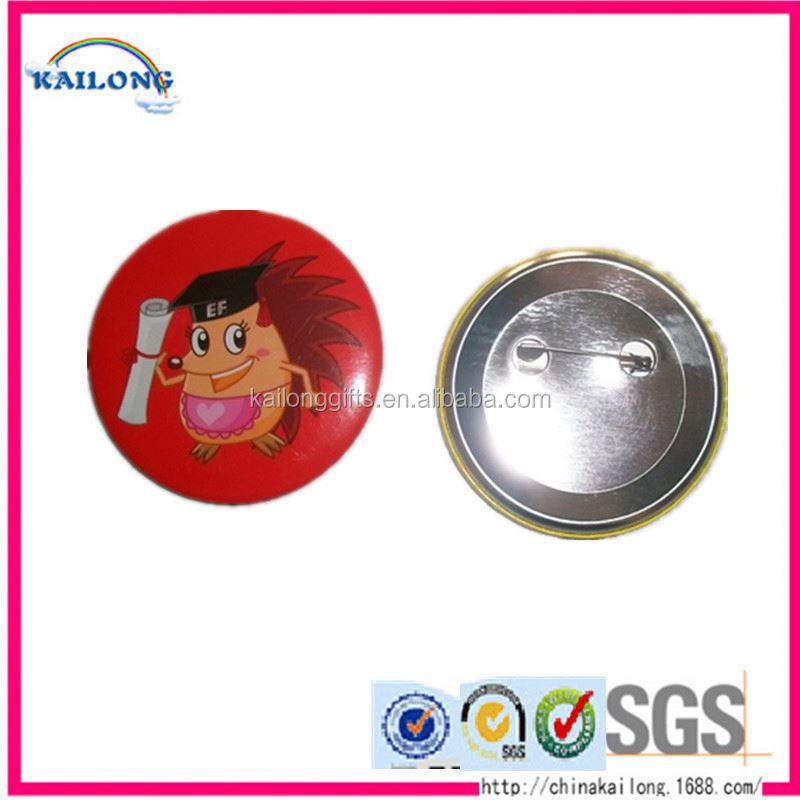 Promotion Advertising Round button badge