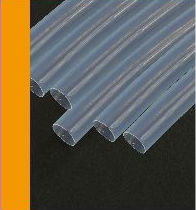 Clear kynar shrink Tubing