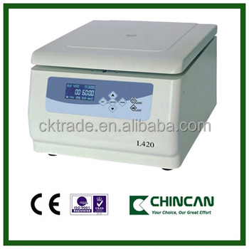 L-420/L-500/L-600 Tabletop Low Speed Centrifuge
