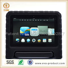 Safe Friendly Thick Foam Shock Proof Kids 8.9 Tablet Case With Stand