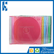 5.2mm PS PP Slim CD Case COLOUR CD CASE SINGLE