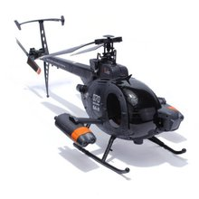 New Arrivals FX070C Big 2.4G 4CH Flybarless R/C Helicopter with Gyro