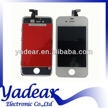 high quality for iphone 4s lcd touch screen with digitizer