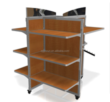 Clothing display stand rack for shop