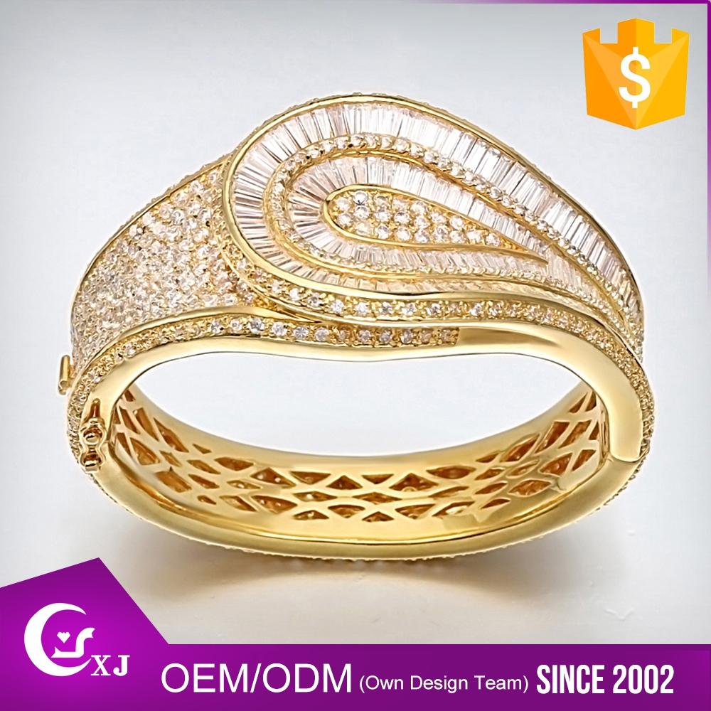 Advantage Price Afghan Bracelet Jewels Thick Gold Bangles