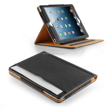 New Coming Magnetic Flip PU Leather Stand Case Cover For Ipad Air