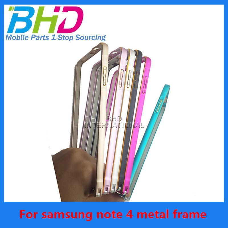 Metal Aluminium frame cover protective case sublimation cover case