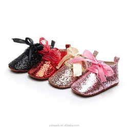 Baby Shoes 4 Colors soft sole for Girls Toddlers Sequin Baby kids Shoes