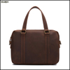 wholesale genuine leather new fashion laptop travel handbag tote bags