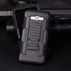 100% in-stock! New holster mobile phone case cover for samsung galaxy s4 s5 s6 note2 note3 note4 j7 armor case