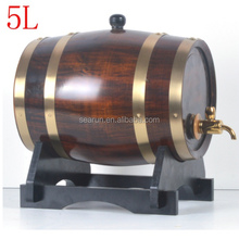 2015 new design wooden kegs /cask for wine/beer