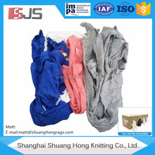 Color T-shirt cotton rags (used) clothing pound garment waste