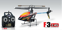 "9.6"" F3 Syma 4Ch 2.4G Helicopter"