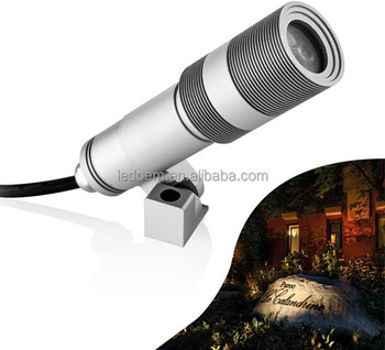 ip67 12V/24V 5W outdoor spotlight