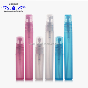High Quality Plastic Perfume pen sprayer pump atomizer with bottle