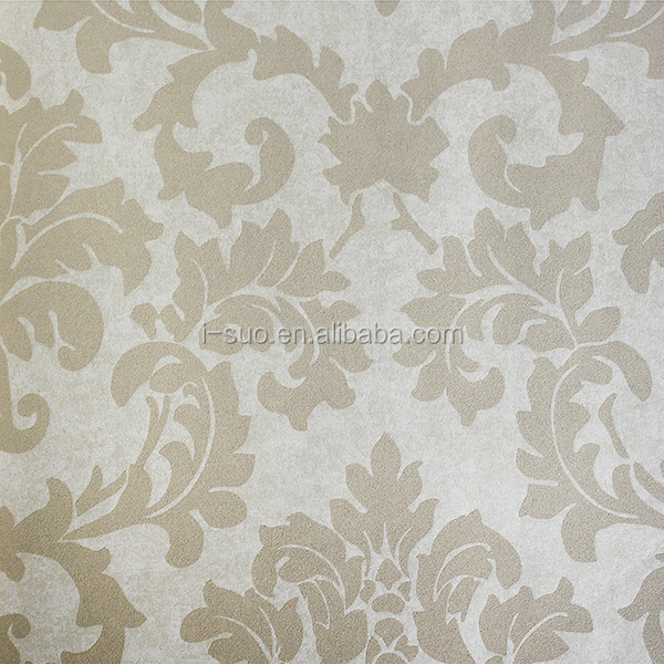 chinese character non-woven wallpaper for home decor