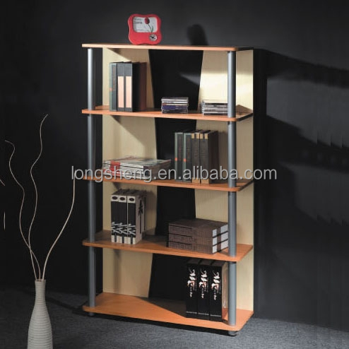 Compact Multipurpose wall book shelf for living room