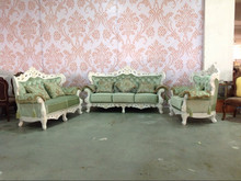 French baroque rococo sofa set living room royal furniture sofa set