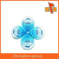 China supplier customized high quality lamination printed lid packaging film for food packaging