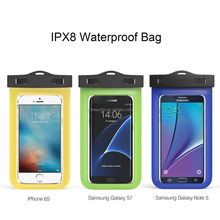 2017 Universal Waterproof Case with Super Sealability Technology cell phone waterproof bag