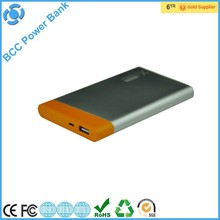 low self discharge smart mobile power bank 10400mah X1