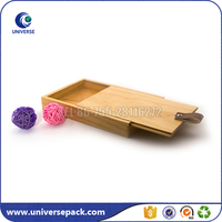 Slide Design Wood Gift Packaging Boxes