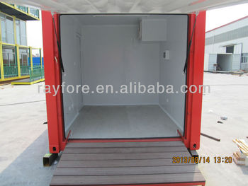 hot sale portable shipping container coffee shop