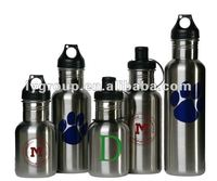 USA new style stainless steel water bottle,bap free sports bottle from China factory