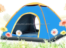 Custom Tent Outdoor 3-4 People Fully Automatic Two Bedroom Aamily Tent