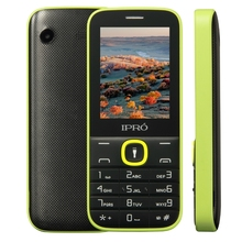 "iPro i324F 2.4"" inch TFT screen OEM/ODM high quality factory supply made in china bar type Mini Cell Phone for senior"