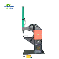 Sheet Metal Clinching Machine