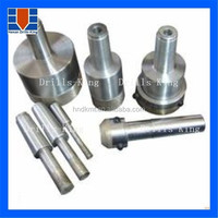 High efficiency good price diamond coated drill bits used on glass