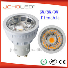 warm white led gu10,pure white led gu10,6w led gu10